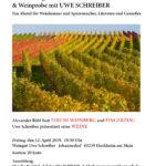 Lesung AWO, Weingut Schreiber Hochheim